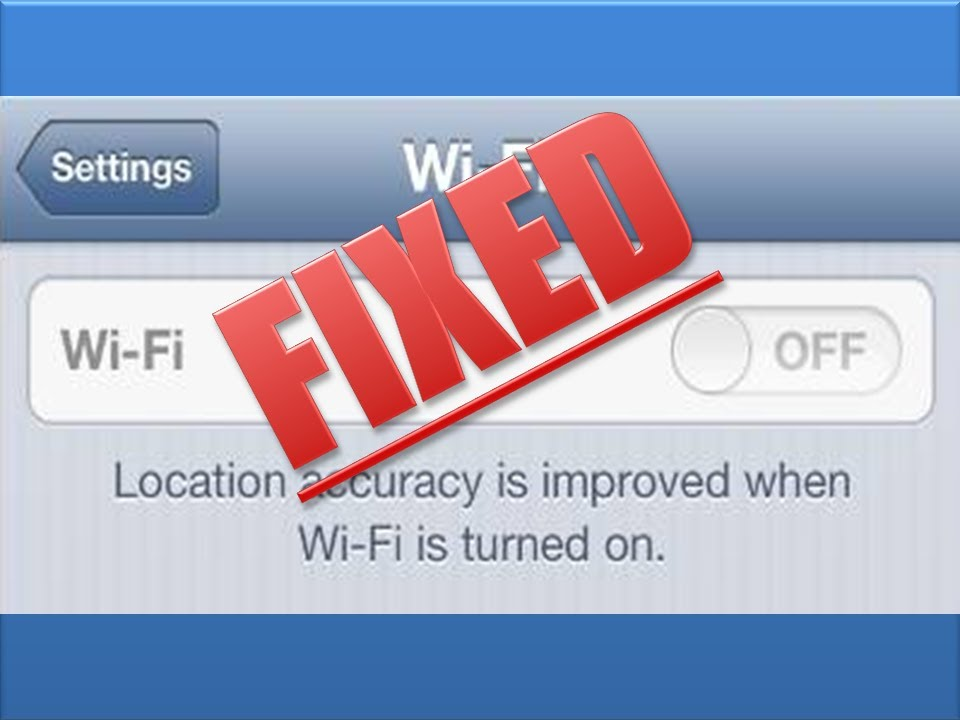 wifi not showing up on iphone how to fix greyed out wifi on ios 7 5638