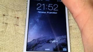 iPhone 4s Глючит сенсор(видео снял когда продавал телефон, что бы покупатель видел проблемы и мог решить сможет ли он отремонтирова..., 2014-12-19T19:21:39.000Z)