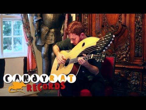 Stuart Masters - Mystic Blue - Harp Guitar