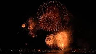 2017 関門海峡花火大会を LIVEで見るイベントです】 FRESH!【芸術部...
