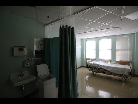 UE - Recently Closed Hospital, Found Prosthetics Room