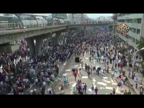Etiyopya'da Ramazan Bayramı görülmeye değer/ ADDİS ABABA