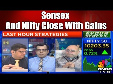 Closing Bell (27th March)   Good Day for Bulls, Market Sustains Gains; Midcaps Outperform  CNBC TV18
