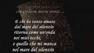 Andrea Bocelli La Voce del Silenzio  lyrics Resimi