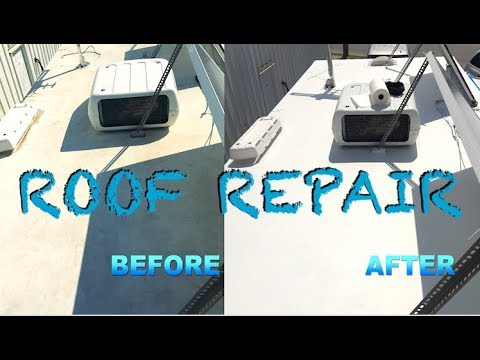 Roof Repair & RV Tuneup