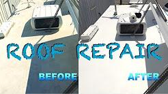Roof Repair & RV Tuneup