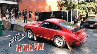 3 Wheeling Porsche! (RWB ATL BTS/Vlog #2)
