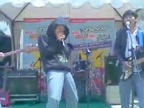 Masih Nego Band _ My empty Heart (Cover In Hurricane Rhythm) Video Lawas