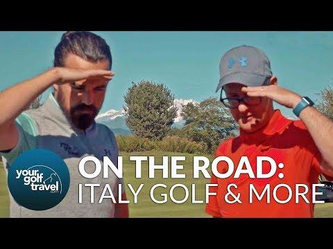 Italy Golf & More with Mark Crossfield, Coach Lockey & Edoardo Molinari