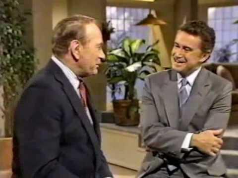 Darren McGavin on Regis Philbin's Lifestyles 1985 or '86