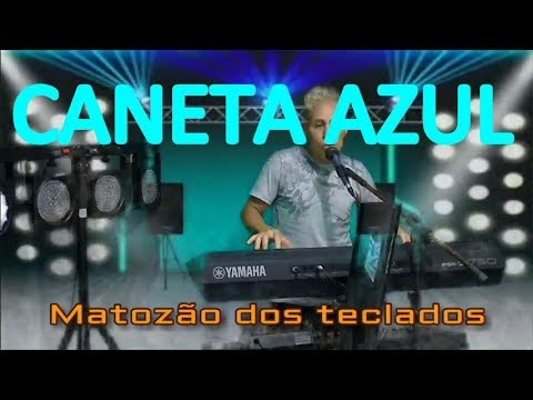 Matosao Dos Teclados - Caneta Azul