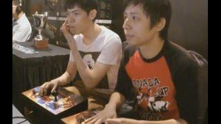 USF4, CCH Human Bomb vs Leslie (Capcom Pro Tour Asia Finals)