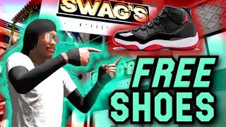 *NEW* FREE SHOE GLITCH NBA 2K2…