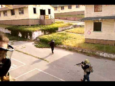 Fort Ord West Hollywood Shootout 4/16/11