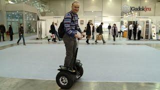 Сигвеи и квадрокоптеры представлены на выставке Gadget Fair(Новинки для транспортной сферы представлены на ежегодной международной выставке портативных устройств..., 2015-11-13T19:08:42.000Z)