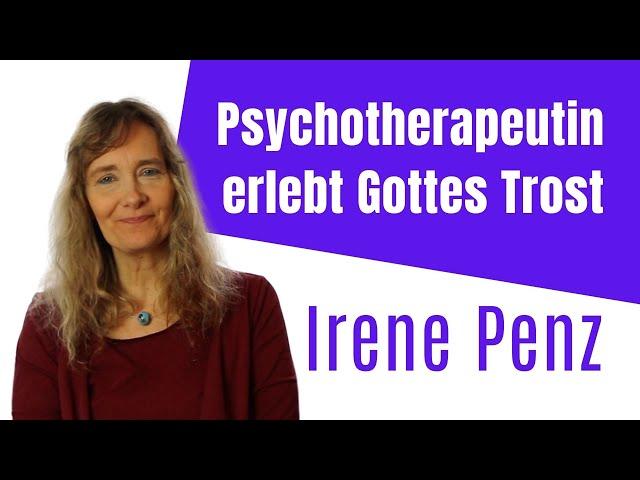 Psychotherapeutin wird von Gott getröstet | Irene Penz | Hallelujah Österreich