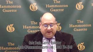 040821 Gazette News Briefs brought to you by The Hammonton Gazette