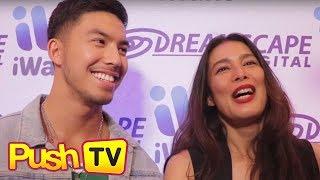 Push TV: Angel Aquino shares how it's really like working with Tony Labrusca