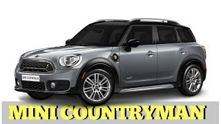 Mini Countryman Cooper ALL4. Prueba