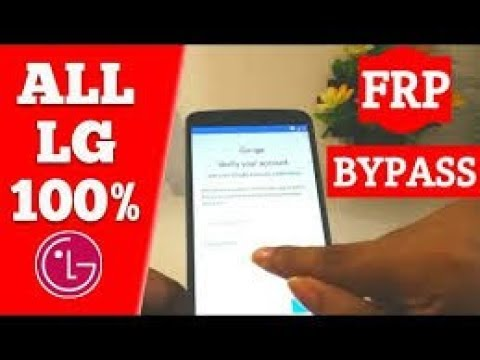 How To Bypass FRP All LG Android 8.1.0 Without PC   Google Account