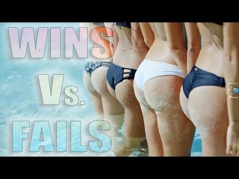 WINS VS FAILS - 2017 | People Are Awesome Vs Funny Fail - Try not to Laugh or Grin