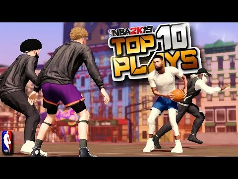 NBA 2K19 Top 10 Plays Of The Week #10   WTFs, Posterizers & More