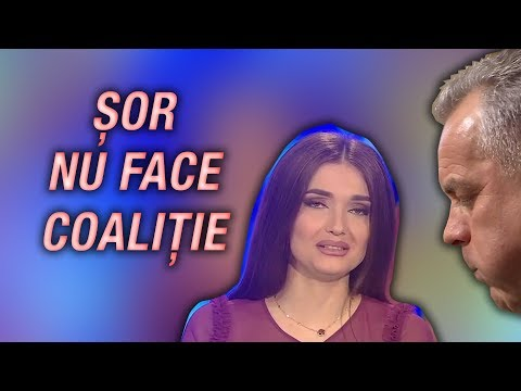 VORBE, NU FAPTE (Video Necenzurat despre relația PD + ȘOR)