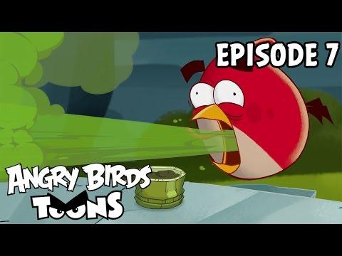 Angry Birds Toons | Gordon Bleugh! - S1 Ep7