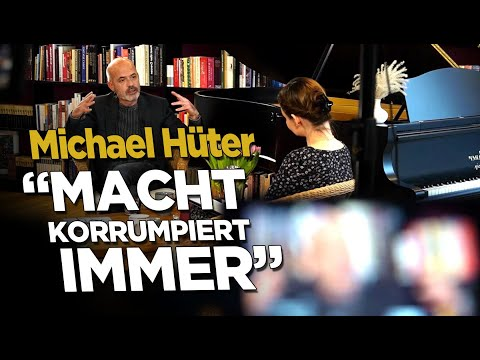 Im Gespräch mit Michael Hüter