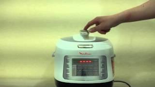 Как приготовить спагетти в мультиварке Мулинекс