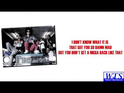 Mindless Behavior - Song Cry (Lyrics)