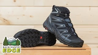 Salomon Men's X Ultra Mid 3 GTX Hiking Boot