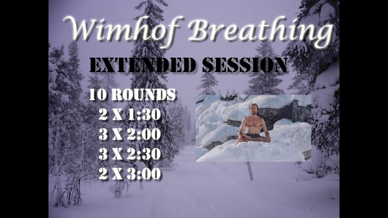 Download Best Wim Hof Breathing 10 rounds (EXTENDED SESSION)