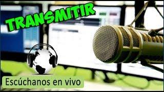 Transmitir Radio por Internet con SAM Broadcaster