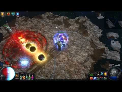 Poe Blade Vortex Build  P