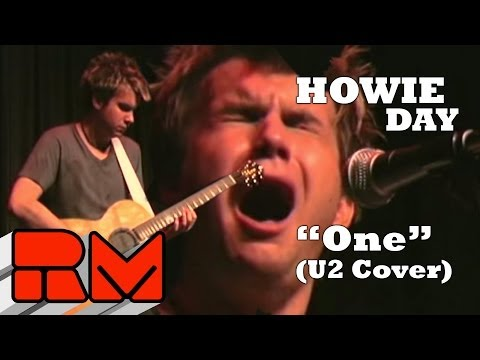 """Howie Day """"One"""" (U2 Cover) Solo Acoustic - Live In New York - RMTV Official (2002)"""