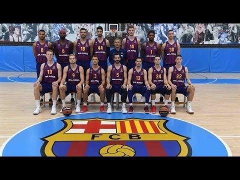 Team Profile Fc Barcelona Lassa Youtube
