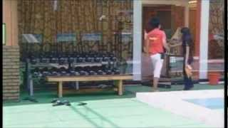 MYRVES - Myrtle Dancing Solo While Yves is Watching.wmv