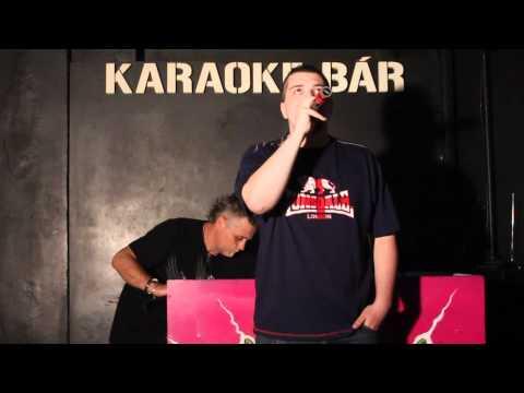 Enrique Iglesias-Hero (Cover By Guti) Karaoke contest @Debrecen
