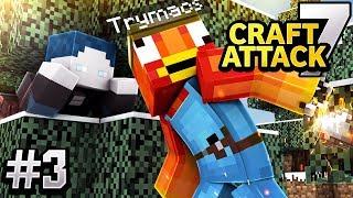Trymacs will meinen Wald abbrennen - Craft Attack 7 Highlights
