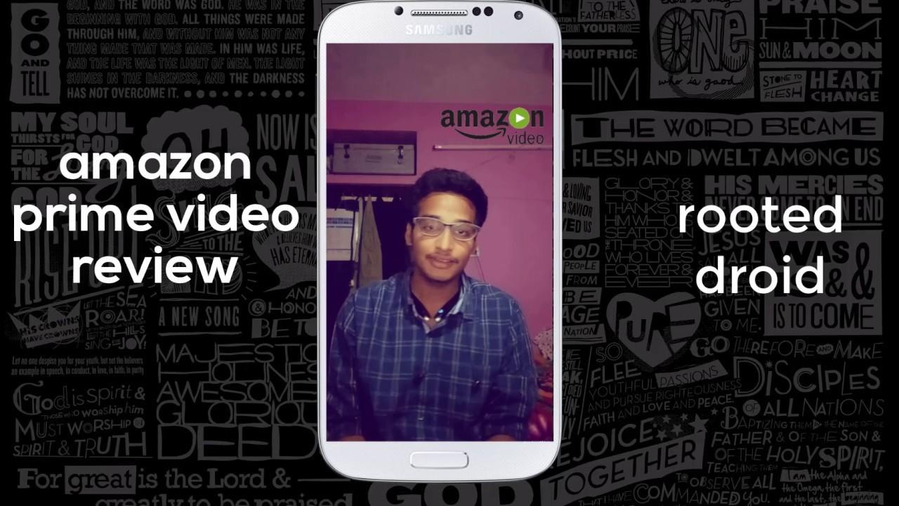 download amazon prime video app for mi tv