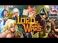Lord of the Wars : Kingdoms | 2021 New Strategy Game | Android Gameplay