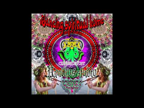 08 - Polybius & Bizzare frequenCy - Dancing spiritual home (148BPM)