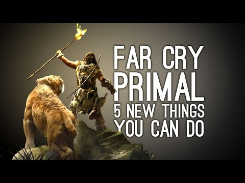 Far Cry Primal: 5 New Things in Far Cry Primal (and 1 Old Thing That Surprised Us)