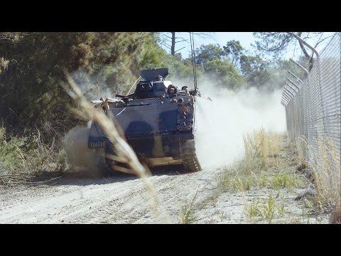 Lancers ANZAC Centenary Parade