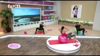 Ebru Şallı İle Pilates Egzersizleri 5.Bölüm