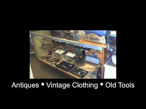 Paradiso Insurance Commercial: Rustology Antiques And Oddities