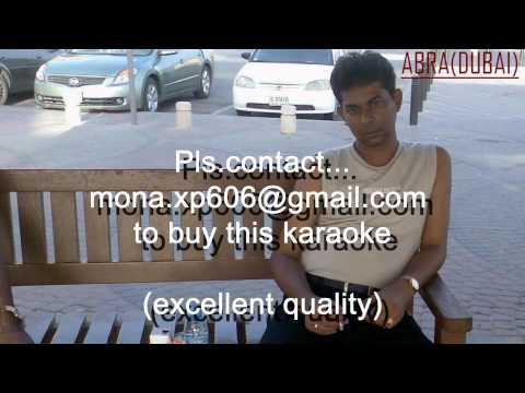 Khwabon khwabon(Force)...Karaoke track by Mona