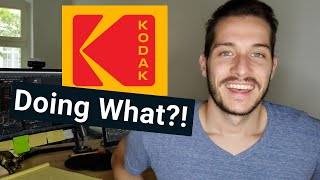 Kodk Stock  Eastman Kodak Company  Rips 300% After $765m Gov Loan Defense Protection Act?!