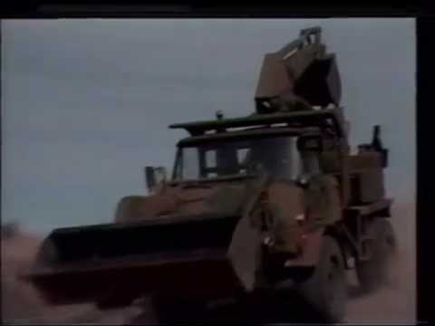 Unimog Military Applications 1